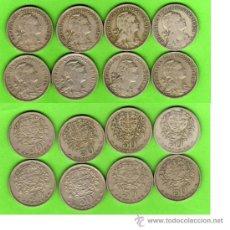 Monedas antiguas de Europa: PORTUGAL 50 CENTAVOS,LOTE DE 8 MONEDAS. Lote 17730722