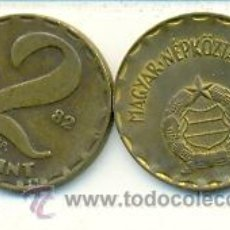 Monedas antiguas de Europa: 4-1474. MONEDA HUNGRIA. 2 FORINT 1982. BC. Lote 17876267