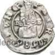 Monedas antiguas de Europa: HUNGRIA DENARIO 1586. Lote 19428721