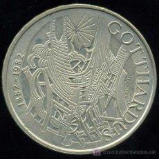 Monedas antiguas de Europa: SUIZA : 5 FRANCOS 1982. Lote 19711514