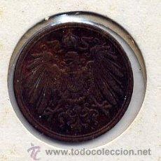 Monedas antiguas de Europa: MONEDA 1 PFENNING 1911 A - IMPERIO ALEMÁN. Lote 19859109