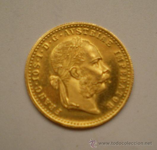 Austria 1 Ducado De Oro 1915 Franz Joseph I Comprar Monedas