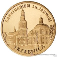 Monnaies anciennes de France: POLONIA 2 ZLOTE 2009 SANTUARIO SW. JADWIG TRZEBNICA. Lote 179206416
