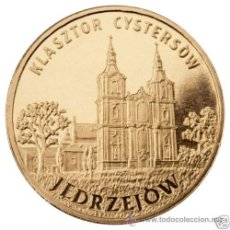 Monnaies anciennes de France: POLONIA 2 ZLOTE 2009 IGLESIA KLASZTOR CYSTERSOW JEZRZEJOW. Lote 179206450