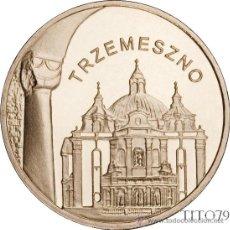 Monnaies anciennes de France: POLONIA 2 ZLOTE 2010 CIUDADES EN POLONIA TRZEMESZNO. Lote 179204492