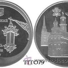 Monnaies anciennes de France: UCRANIA / UKRAINE 5 UAH 2008 600º ANIV. CIUDAD DE CHERNIVTSI. Lote 58694258