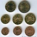 Monedas antiguas de Europa: SERIE 1 CT. A 2 € DE AUSTRIA AÑOS 2010 O 2011. Lote 53527183
