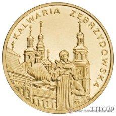 Monnaies anciennes de France: POLONIA 2 ZLOTE 2010 CIUDADES DE POLONIA KALWARIA ZEBRZYDOWSKA. Lote 229672040
