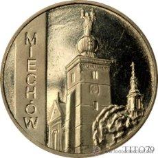 Monnaies anciennes de France: POLONIA 2 ZLOTE 2010 CIUDADES EN POLONIA MIECHÓW. Lote 191580183