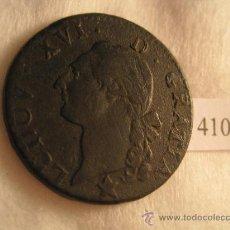 Monedas antiguas de Europa: FRANCIA Y NAVARRA 1 SOL 1783-& AMIENS , KM 578-17 BC . Lote 24409178