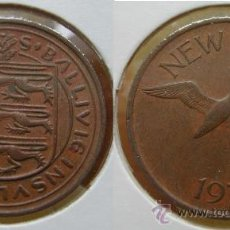 Monedas antiguas de Europa: GUERNSEY 1 NEW PENNY 1971. Lote 26352208