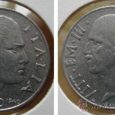 Monedas antiguas de Europa: ITALIA 20 CENTESIMI 1940 . Lote 26367626
