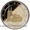 Monedas antiguas de Europa: MONEDA CONMEMORATIVA DE 2 EUROS, ALEMANIA 2011. Lote 151822960