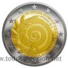 Monedas antiguas de Europa: MONEDA CONMEMORATIVA DE 2 €, GRECIA 2011. Lote 62171127