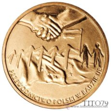 Monnaies anciennes de France: POLONIA 2 ZLOTE 2011 PRESIDENCIA DE LA U.E.. Lote 229790255