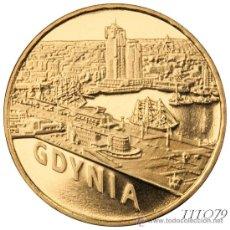Monnaies anciennes de France: POLONIA 2 ZLOTE 2011 CIUDAD DE GDYNIA. Lote 229790150