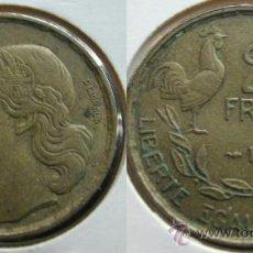 Monedas antiguas de Europa: FRANCIA 20 FRANCS 1951. Lote 28378561