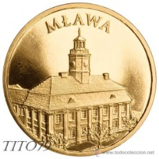 Monnaies anciennes de France: POLONIA 2 ZLOTE 2011 CIUDAD DE MLAWA. Lote 191552735