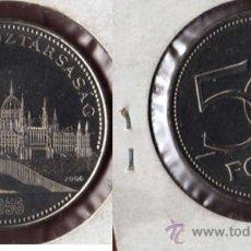 Monedas antiguas de Europa: HUNGRIA 50 FORINT 2006, NIQUEL REBAJADA. Lote 195341788