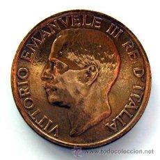Monedas antiguas de Europa: MONEDAS DEL MUNDO . ITALIA . 10 CENTESIMI . 1920. Lote 29709881