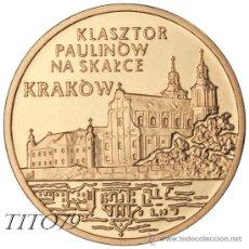 Monnaies anciennes de France: POLONIA 2 ZLOTE 2011 CIUDAD DE CRACOVIA (MONASTERIO PAULINO DE SKALKA). Lote 193873681