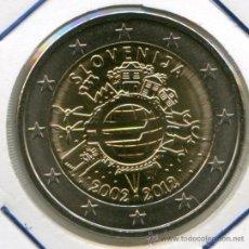 Monedas antiguas de Europa: MONEDA CONMEMORATIVA DE 2 € ESLOVENIA 2012. Lote 58688087