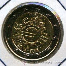 Monedas antiguas de Europa: MONEDA CONMEMORATIVA DE 2 € BELGICA 2012. Lote 157121154