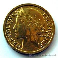 Monedas antiguas de Europa: MONEDAS DEL MUNDO . FRANCIA . 1 FRANC 1936 .. EBC. Lote 31092447