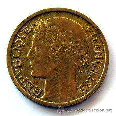 Monedas antiguas de Europa: MONEDAS DEL MUNDO . FRANCIA . 1 FRANC 1938 . SIN CIRCULAR. Lote 31092575