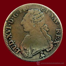 Monedas antiguas de Europa: FRANCIA . FRANCE . LOUIS XVI . ECU 1783 - A. Lote 31223909