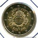 Monedas antiguas de Europa: MONEDA DE 2 € CONMEMORATIVA, HOLANDA 2012. Lote 145895988