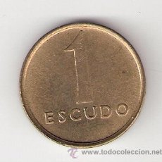 Monedas antiguas de Europa: 1 ESCUDO PORTUGAL 1985. Lote 32801862