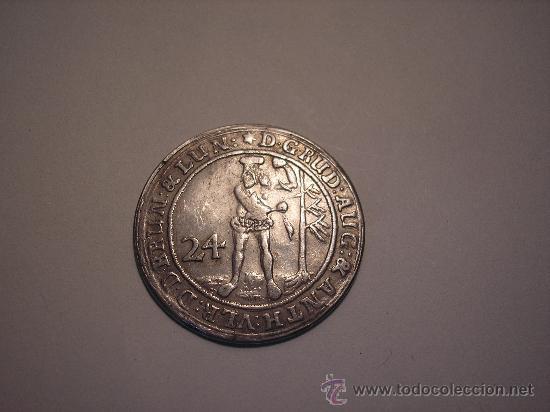 24 MARIENGROS DE PLATA DE 1691. BRUN-LUN, ALEMANIA (Numismática - Extranjeras - Europa)