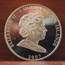 Monedas antiguas de Europa: REINO UNIDO: MEDALLA CONMEMORATIVA ELIZABETH AND PHILIP 1.947 – 2.007. Lote 33188316