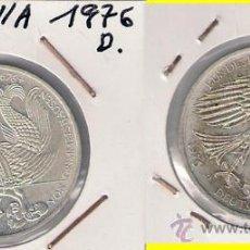 Alte Münzen aus Europa - MONEDA DE 5 MARCOS DE ALEMANIA DE 1976 CECA D. PLATA. SIN CIRCULAR- (ME87). - 33225703