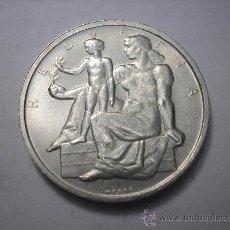 Monedas antiguas de Europa: 5 FRANCOS DE PLATA DE 1948 , SUIZA. CONMEMORATIVOS DE LA CONSTITUCIÓN FEDERAL SUIZA. Lote 33697107