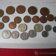 Monedas antiguas de Europa: LOTE DE 23 MONEDAS DE GRAN BRETAÑA. Lote 33766577