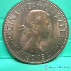Monedas antiguas de Europa: ONE PENNY 1967 . Lote 34268466