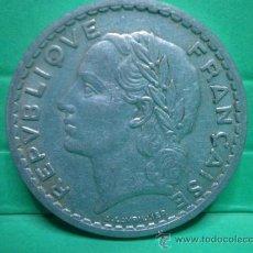 Monedas antiguas de Europa: 5 FRANCS 1949 - FRANCIA. Lote 34268577