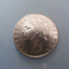 Monedas antiguas de Europa: 1 ANTIGUA MONEDA AÑO 1978 - ITALIA - 100 LIRAS. Lote 34220409
