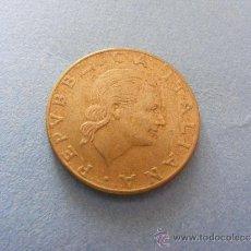 Monedas antiguas de Europa: 1 ANTIGUA MONEDA AÑO 1979 - ITALIA - 200 LIRAS. Lote 34220864