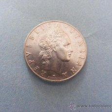 Monedas antiguas de Europa: 1 ANTIGUA MONEDA AÑO 1956 - ITALIA - 50 LIRAS. Lote 34222064