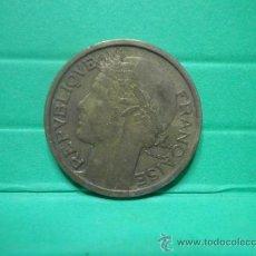 Monedas antiguas de Europa: 1 FRANC 1938. Lote 34254425