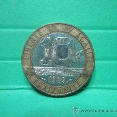 Monedas antiguas de Europa: 10 FRANCS 1989 FRANCIA. Lote 34254641
