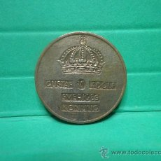 Monedas antiguas de Europa: GUSTAF ADOLF VI 2 ORE. Lote 34263142