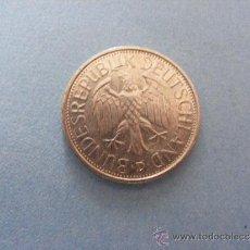 Monedas antiguas de Europa: 1 ANTIGUA MONEDA AÑO 1988 - ALEMANIA - 1 MARCO. Lote 34233165