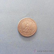 Monedas antiguas de Europa: 1 ANTIGUA MONEDA AÑO 1992 - POLONIA - 20 GROSZY. Lote 34233336