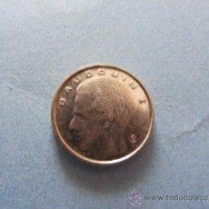 Monedas antiguas de Europa: 1 ANTIGUA MONEDA - AÑO 1991 - BELGICA - 1 FRANCO. Lote 34233815