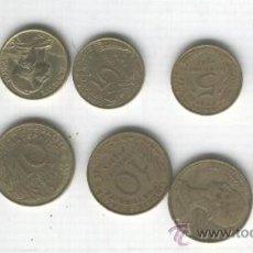 Monedas antiguas de Europa: LOTE.10 MONEDAS . FRANCIA.. Lote 34337237