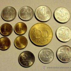 Monedas antiguas de Europa: HUNGRIA LOTE 12 MONEDAS. Lote 34448138